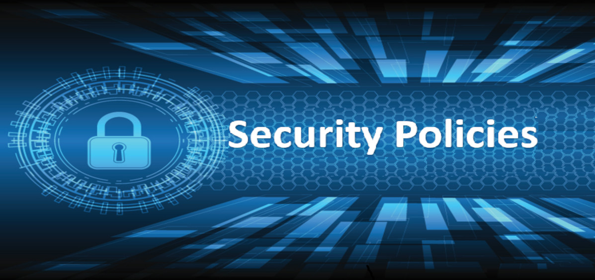 Personal Security Policy – Protect your digital life.